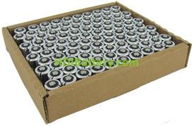 Pila Alcalina Duracell Plus LR20 1.5 Voltios Bandeja de 100 Pilas MN1300